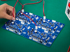 Electric Board Testing