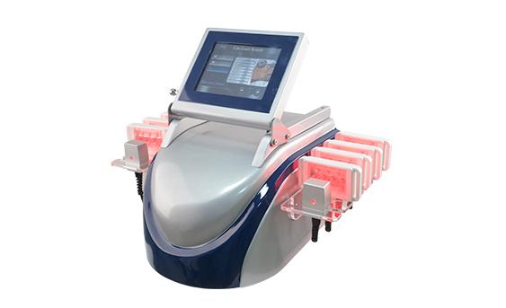 LS650 10 pads lipo laser machine