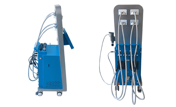 COOLWAVE PLUS Shockwave Therapy Cryolipolysis Machine