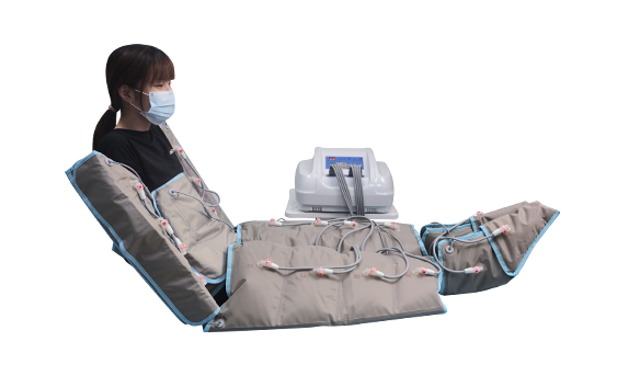 2 in1 Lymphatic pressotherapy machine