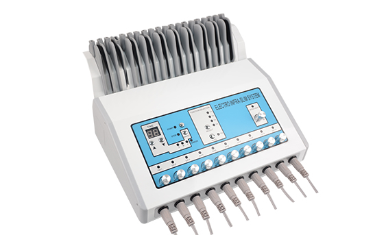 EMS Muscle Stimulation Machine with Heating