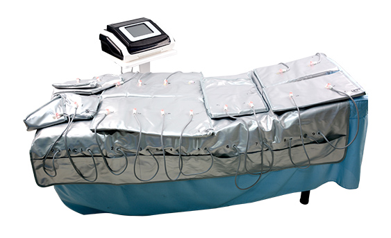 Pressotherapy machine 3in1