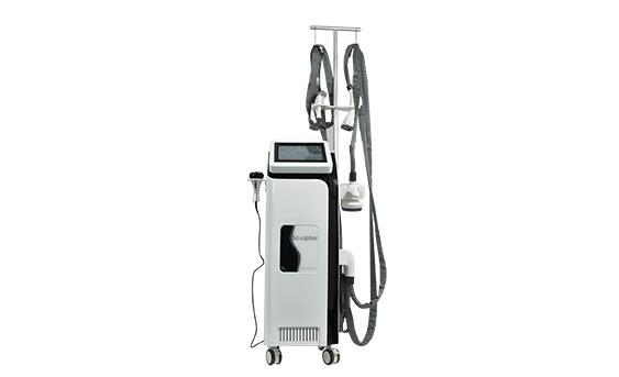 N8 Vela shape Vacuum RF Facial Machine