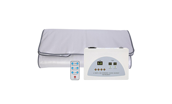 2 Zone Sauna Blanket For Weight Loss