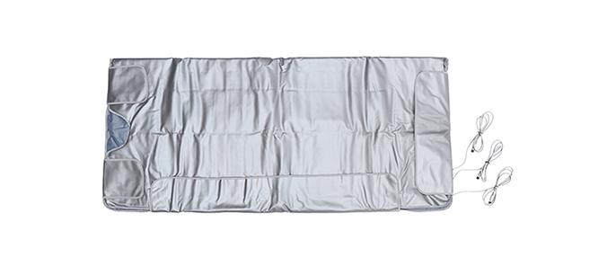 3 Zone Far Infrared Blanket Accessories