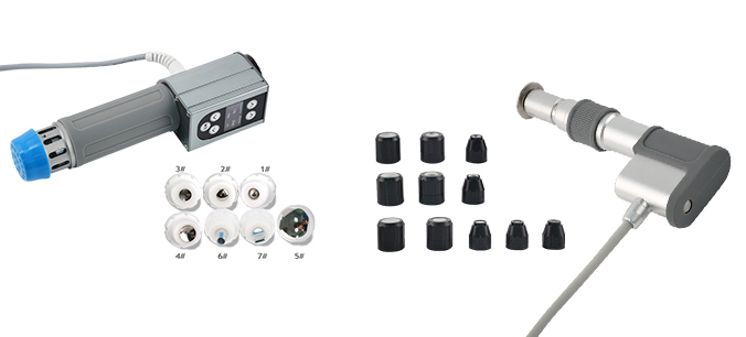 Double-C Shockwave Therapy Machine Accessories