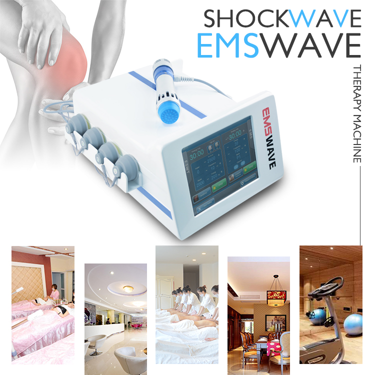 EMSWAVE Shockwave Therapy Machine banner