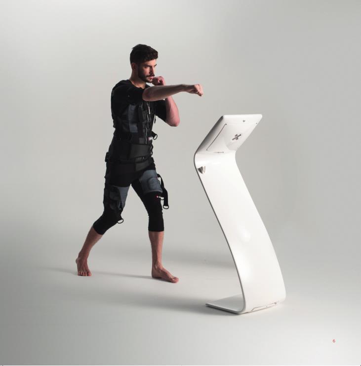 KMSLASER EMS Fitness Machine