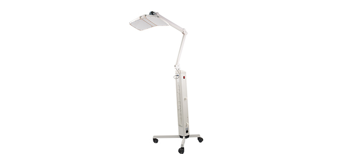 LED Light therapy machine with 4 light colors Accessories
