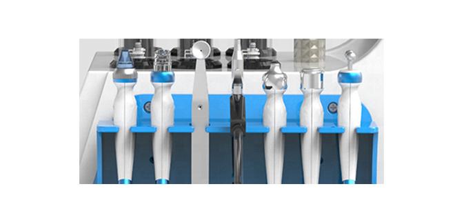 SPA810 Hydro Peel Machine Accessories