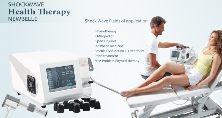SW9S Low-Intensity Extracorporeal Shock Wave Therapy Machine banner