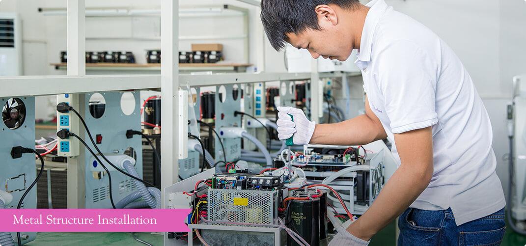 Skin Analysis Machines manufacturing
