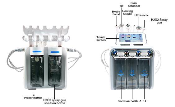 SPA02 Hydrafacial Equipment-2