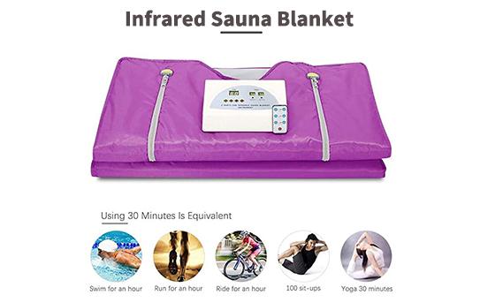 Infrared Sauna Blanket-5
