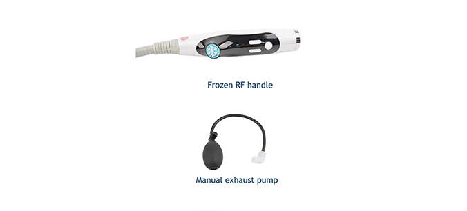 RF cooling machine Accessories