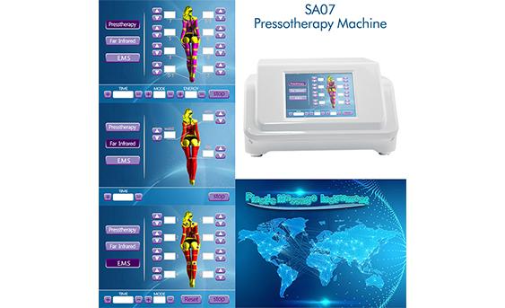 SA07 Pressotherapy machine-6