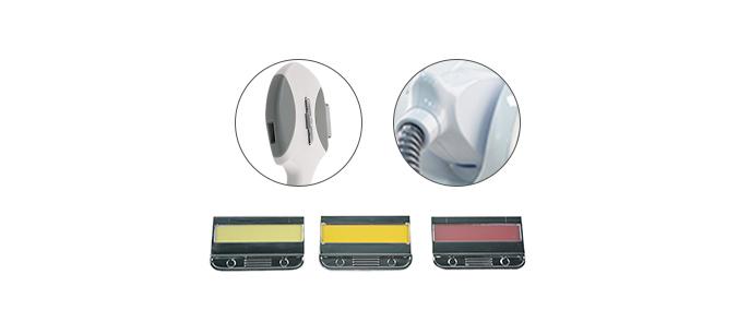 IPL hair removal machine Accessories