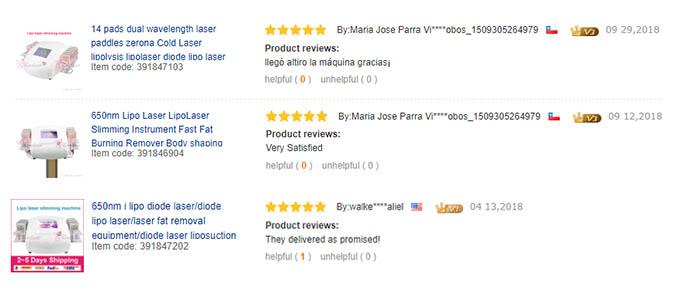 Laser Lipo Machines Series-Testimonial-3