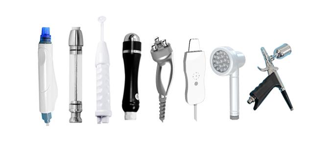hydro facial machine-Accessories