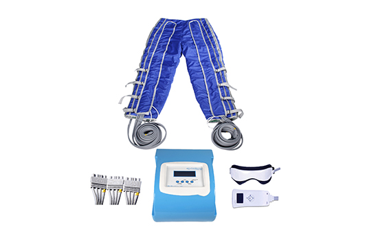 lymphatic draiange machine for legs-4