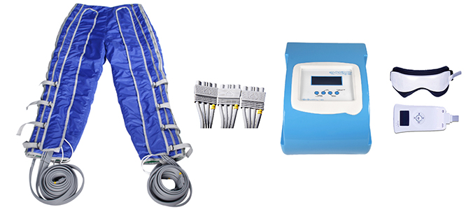 lymphatic draiange machine for legs-Accessories