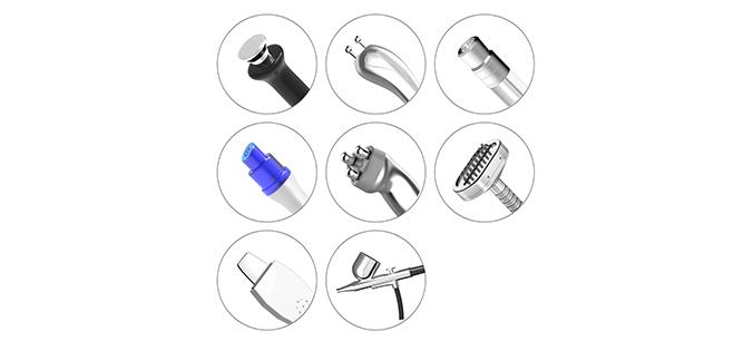 salon microdermabrasion machine-Accessories
