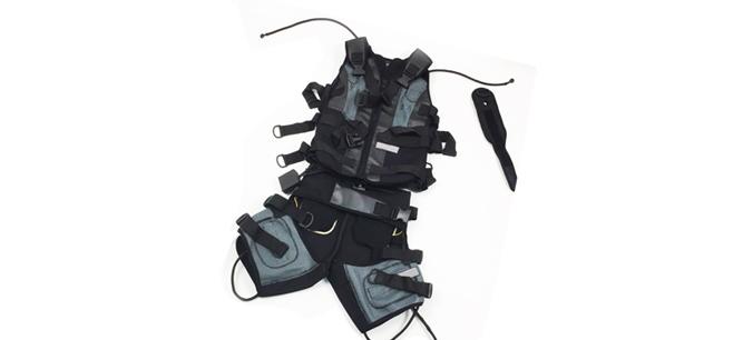 Vertical EMS Fitness Machine-Accessories